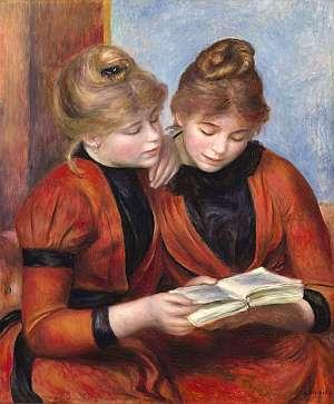 'Las dos hermanas', de Renoir.