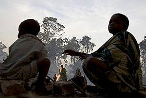 niños del Congo