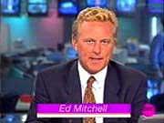 Mitchell en el informativo. (Foto: Splash News)