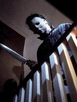 Michael Myers, el protagonista de 'La noche de Halloween', de Carpenter.