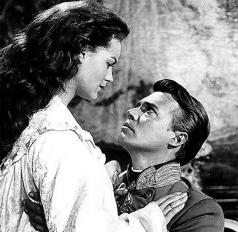 Romy Schneider, en un fotograma de la película 'Sissi: Por siempre mi amor'.
