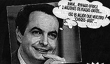 Zapatero, en otra campaña.
