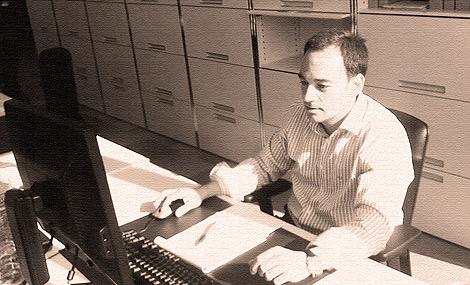 David Corral ha trabajado en Irlanda y Australia. Ahora vive en  Suiza.