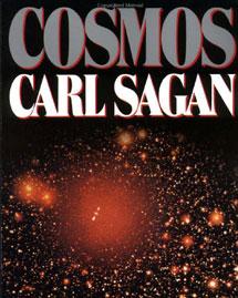 Portada del libro 'Cosmos'.
