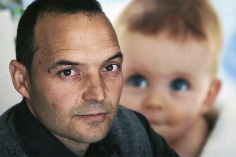 Vicente Martínez, el 'niño robado' desheredado en Valencia. | E.M.