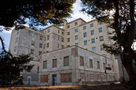 Hospital Verge del Toro.