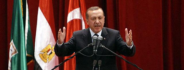El primer ministro turco, Recep Tayyip Erdogan. / FOTO: Reuters