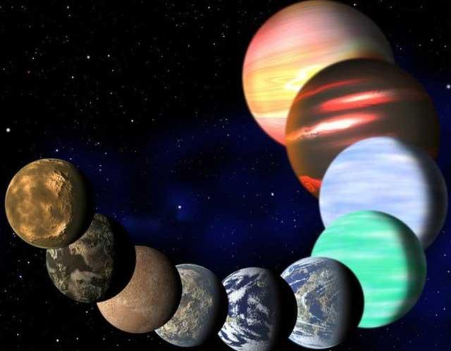 17.000 millones de planetas similares a la Tierra en La Via Lactea