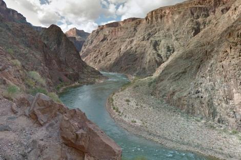 Una de las nuevas imágenes incorporadas de Google Street View.
