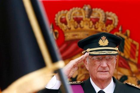 El rey de los belgas. | Efe VEA IMÁGENES DE OTRAS ABDICACIONES