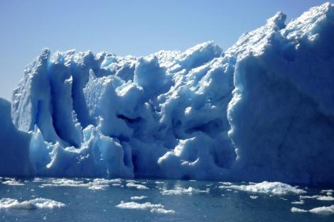 Glaciar en Groenlandia. | Efe