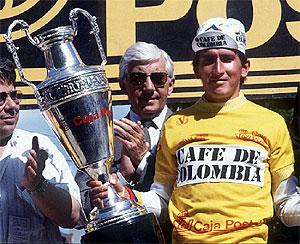 Lucho Herrera Vuelta España