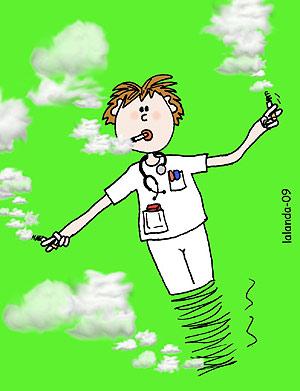 Ilustración de Mónica Lalanda.
