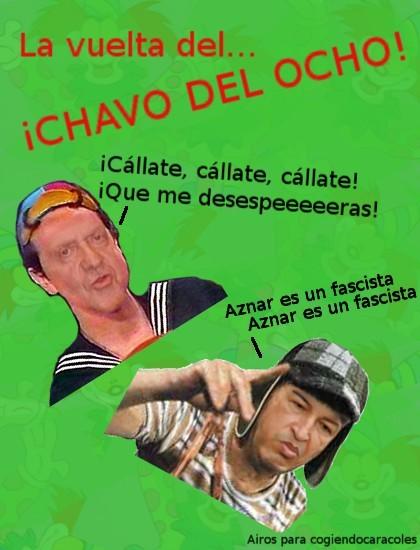 El Chávez del ocho