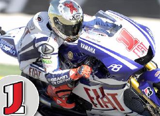 El fotomontaje de cómo lucirá el número 1 en la cúpula de la moto de Lorenzo.