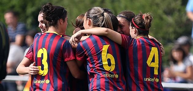 El Barcelona abre brecha en la clasificación