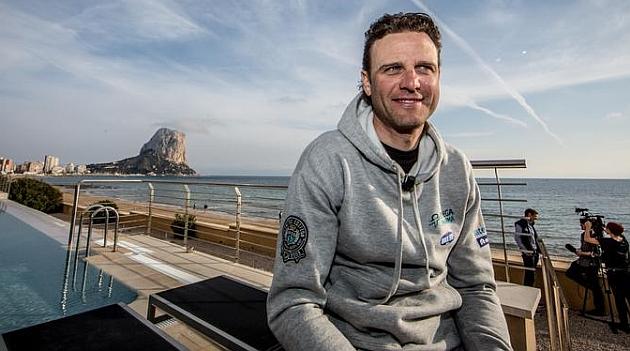 Petacchi: Para ser sprinter hay que estar un poco loco