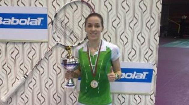 Bea Corrales, campeona del Internacional de Bulgaria