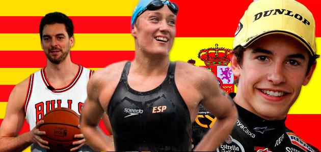 ¿Qué sería del deporte español sin Cataluña?