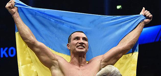 Vladimir Klitschko, a un paso de la historia