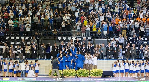 El CN Sabadell conquista la Supercopa de Europa