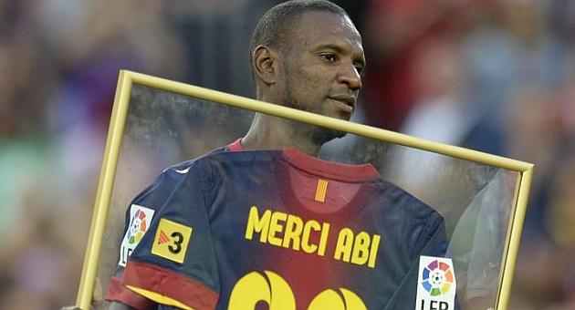 Abidal volverá al Barça