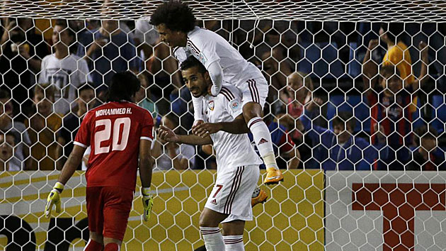 Emiratos Árabes pone la guinda a un gran torneo