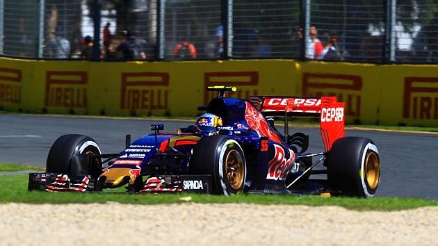 Carlos Sainz, el mejor debutante español en la historia de la F1