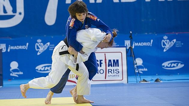 Buen botín para el judo español en Casablanca y Montevideo