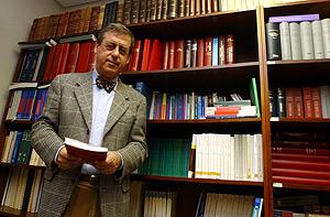 Francisco Sosa Wagner. (Foto: J. M. López) www.elmundo.es