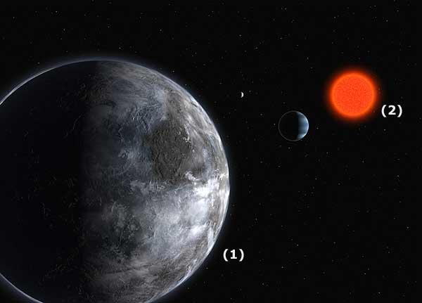 Descubren un planeta muy similar a la Tierra