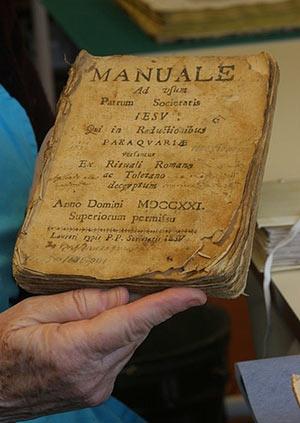Restauración De Libros Antiguos