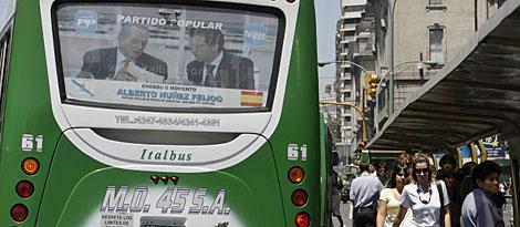 Imagen de la edición digital del periódico El Mundo.