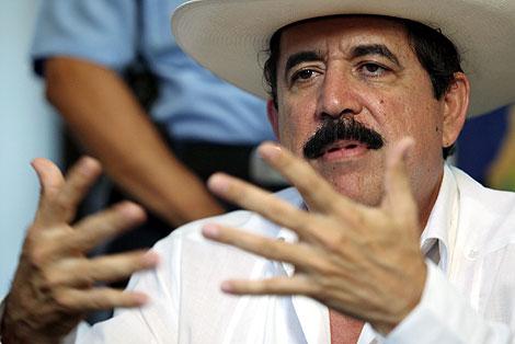 Manuel Zelaya. | Reuters