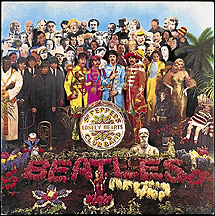 Portada de ''Sgt Pepper's Lonely Hearts Club Band'. | El Mundo