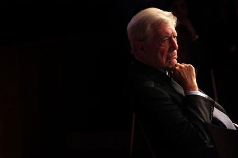El premio Nobel de Literatura, Mario Vargas Llosa. | Antonio M. Xoubanova