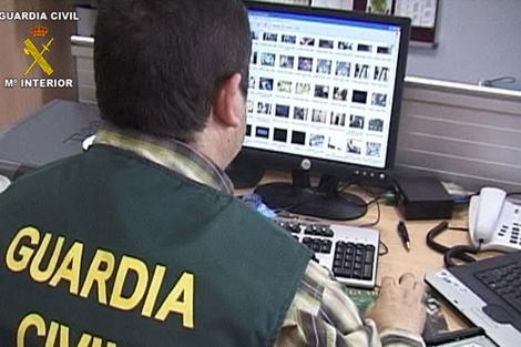 Imagen: Guardia Civil.