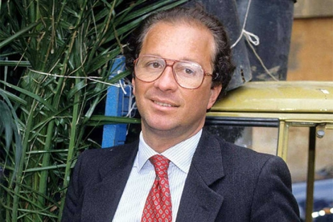 El intermediador italiano Luigi Bisignani.