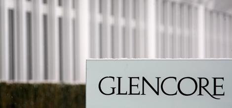 Sede de Glencore en Zúrich. | Reuters