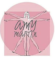 Logo de Amy Martin.