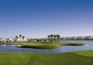 Vista de uno de los resorts de Polaris World.