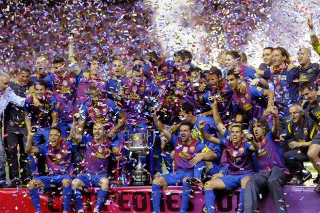 С этой награды, траектория Хосеп Гвардиола во главе Барселоны закончилась.  Самым успешным в истории клуба.