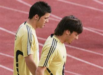 Villa y Silva volverán a jugar en la punta de ataque