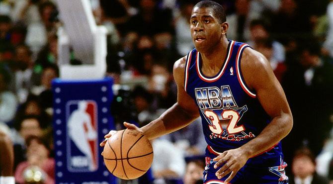 El día que Magic devolvió la sonrisa al baloncesto; 22 años del MVP en el All Star tras su adiós