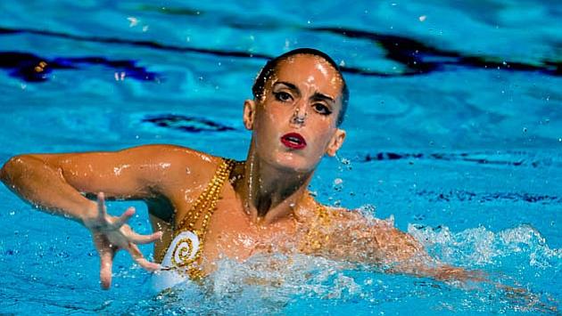 Ona Carbonell, oro, y Cristina Salvador bronce