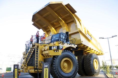 Fotos: Ministerio de Minería