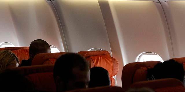 El asiento vacío en el que debía viajar Snowden rumbo a La Habana. | Reuters