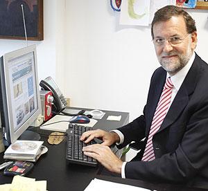 Rajoy, el mentiroso