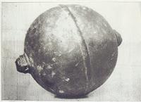 Uno de los objetos hallados en 1965.
