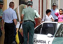El acusado, detenido en agosto de 2004.